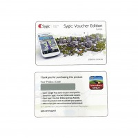 Sygic GPS Navigation Voucher Edition Europe - Android EU licence (Lifetime)